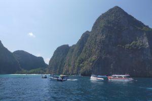 タイは連休中です